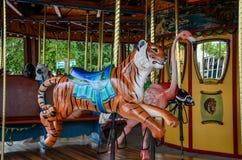 Carousel Designs Royalty Free Stock Photo