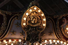 Carousel Detail Stock Photos