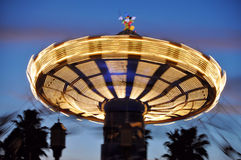 Carousel Disney Adventure Royalty Free Stock Photography