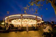 Carousel du Roi Arthur Photos libres de droits