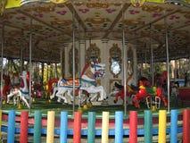 carousel dzieci s Zdjęcia Stock