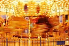 carousel edmonton mall west Στοκ Εικόνες
