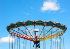 carousel empty Стоковое Фото