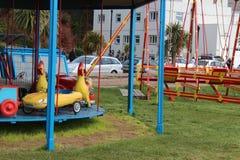 carousel empty Стоковые Фото