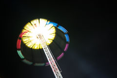 Carousel on fair Stock Photos