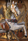 carousel fairground koń Obraz Royalty Free