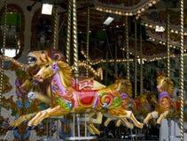 carousel fasonujący stary Obraz Stock