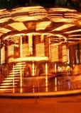 carousel fasonujący stary zdjęcia stock
