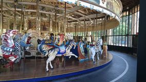 Carousel. Golden gate park carousel San Francisco stock image