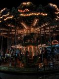 The carousel of hapiness. The title says it all Royalty Free Stock Photography