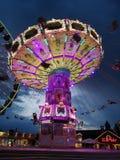 Carousel Heidelberg royalty free stock photography