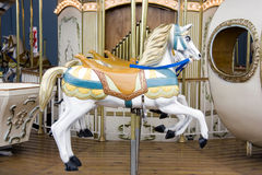 Carousel Horse 2 Stock Photo