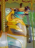 Carousel  Horse Head Royalty Free Stock Images