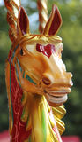Carousel Horse. stock images