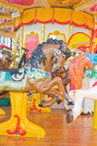 Carousel Horse. Royalty Free Stock Image