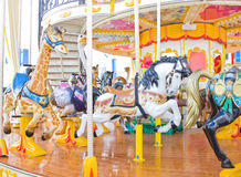 Carousel Horse. Royalty Free Stock Photography