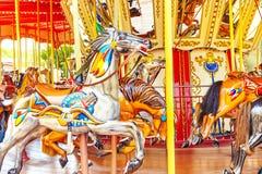 Carousel. stock image