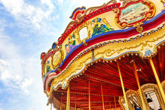 Carousel. Royalty Free Stock Photo