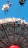 carousel huśtawka Zdjęcie Royalty Free