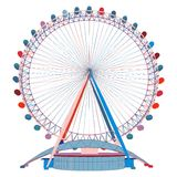 Carousel Illustration Vector Royalty Free Stock Photo