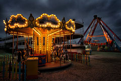 Carousel Royalty Free Stock Photos