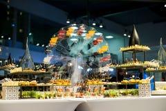 Carousel jedzenie zdjęcie royalty free