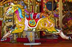 Carousel Koń Obraz Royalty Free