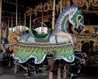 Carousel Koń Fotografia Stock