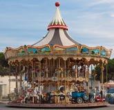 carousel kolor Obrazy Stock