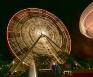 Carousel at Navy Pier Royalty Free Stock Image