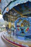 Carousel, Ocean Park Hong Kong Stock Photo