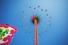 Carousel Oktoberfest Стоковое Изображение