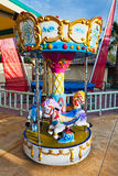 Carousel, outdoors Royalty Free Stock Image