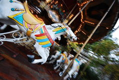 carousel paris Στοκ φωτογραφία με δικαίωμα ελεύθερης χρήσης