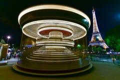 Carousel - Paris, France Stock Photos
