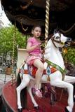 carousel retro Obrazy Stock