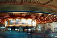 Carousel Ride Stock Image