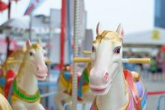 Carousel Ride Stock Photography