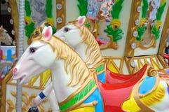 Carousel Ride Royalty Free Stock Image