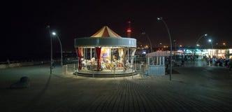 Carousel tel aviv port Royalty Free Stock Image