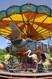 carousel tradycyjny Zdjęcie Stock