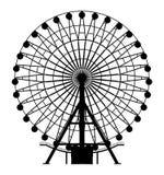 Carousel Vector 04. Fair Carousel Isolated Illustration Vector Royalty Free Stock Photography