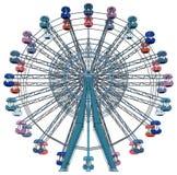 Carousel Vector Stock Photo