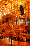 Carousel in west edmonton mall Stock Photography
