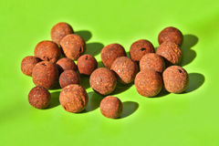 Carp bait boilies Royalty Free Stock Photography