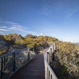 Carp Bay in Freycinet National Park Royalty Free Stock Photography