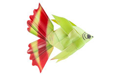 Carp  ornaments Royalty Free Stock Photo