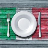 carpaccio烹调非常好的食物意大利生活方式豪华 免版税图库摄影