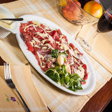 Carpaccio Obrazy Stock