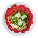 Carpaccio Overhead Stock Photos